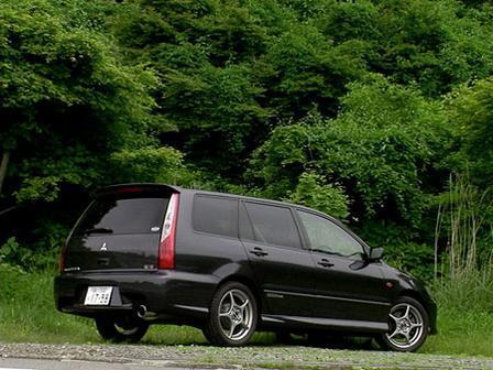mitsubishi lancer cedia wagon отзывы