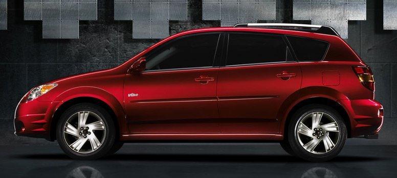 Pontiac Vibe AWD / Понтиак Vibe AWD ...