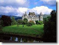 """Оригинал схемы вышивки  """"Замки Шотландии """".  Замки Шотландии, замки, дворцы, крепости, пейзаж."""