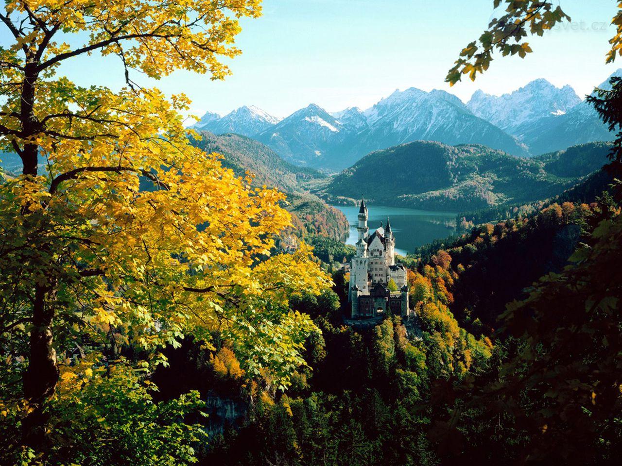Картинки германия осенью