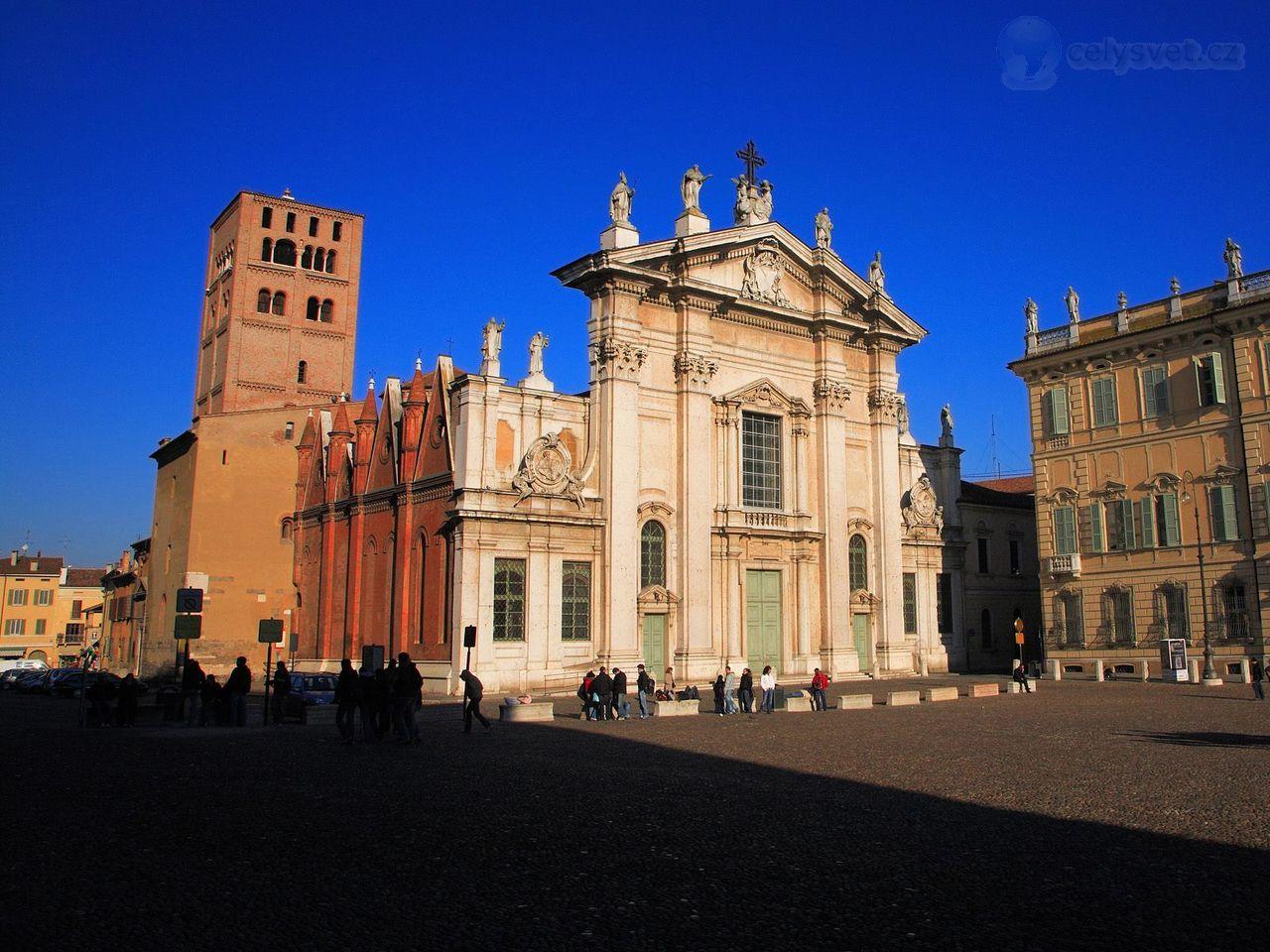 Piazza sordello for Piazza sordello