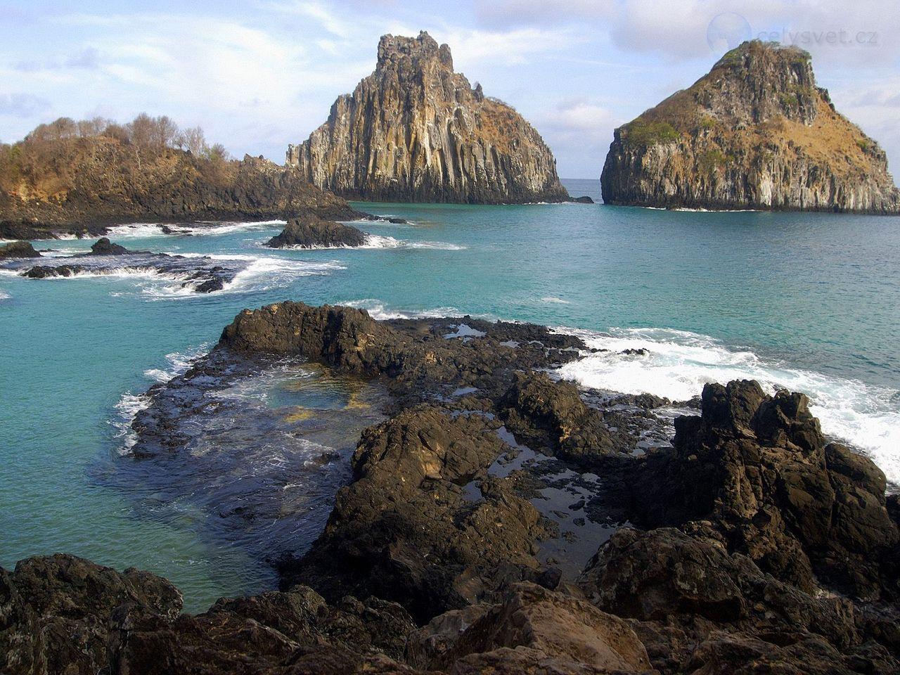 Фернандо Де Норонха Национальный морской парк, Пернамбуку ...