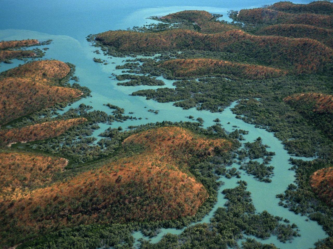 Saint George Australia  city photo : ... , Австралия / Stgeorge Basin, West Kimberley, Australia