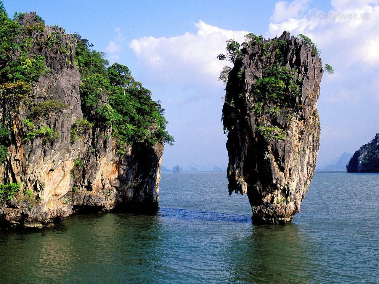 West Coast Phuket Island