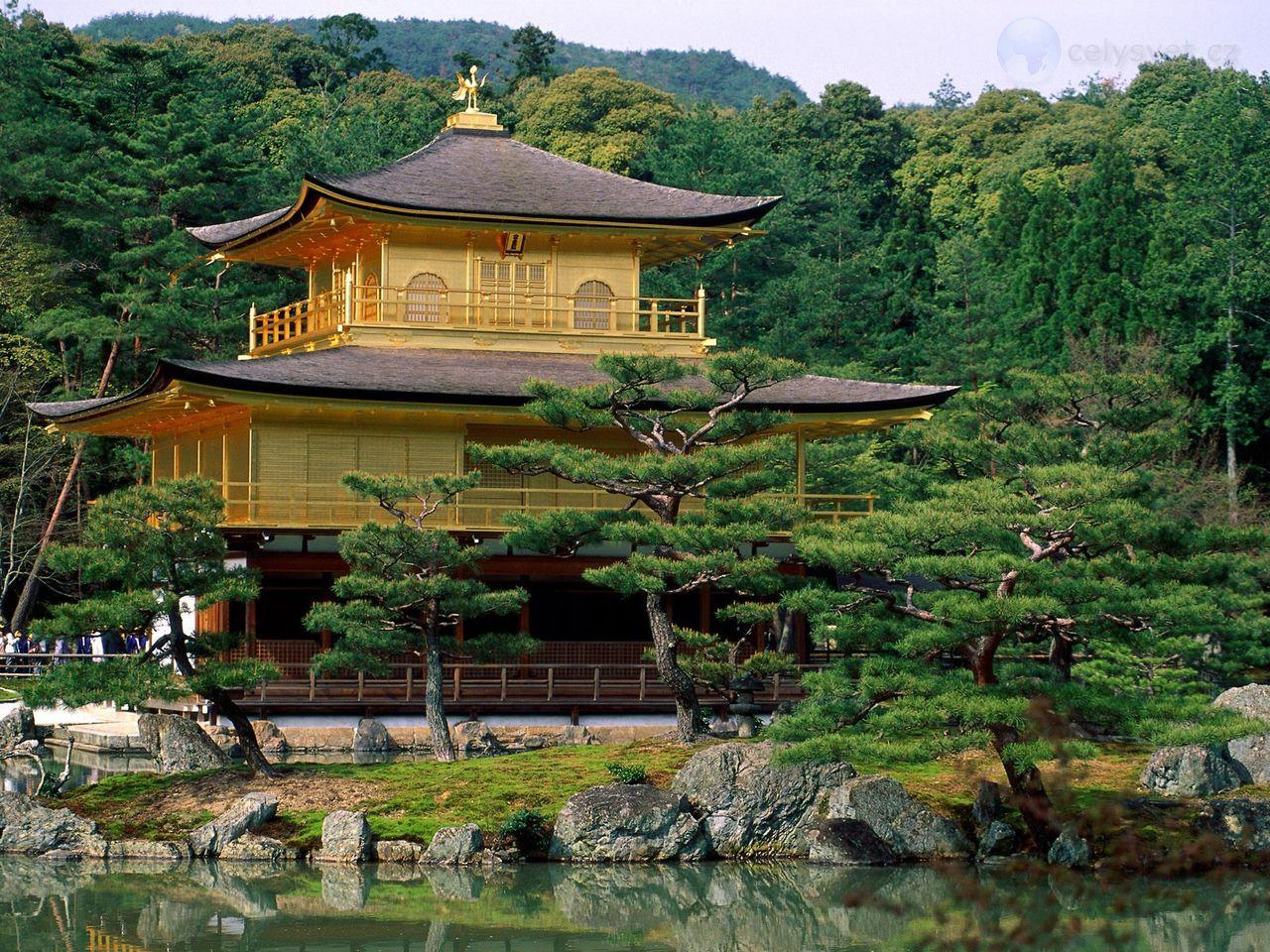 pin kinkakuji temple kyoto - photo #18