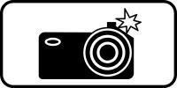 Дорожный знак: 8.23 Фотовидеофиксация
