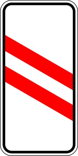 Дорожный знак: 1.4.5 Приближение к железнодорожному переезду