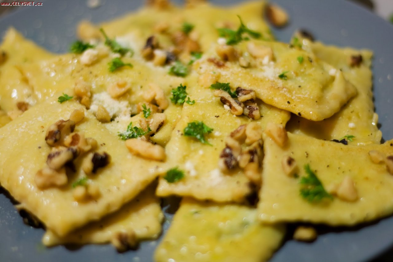 равиоли с сыром рецепт с фото