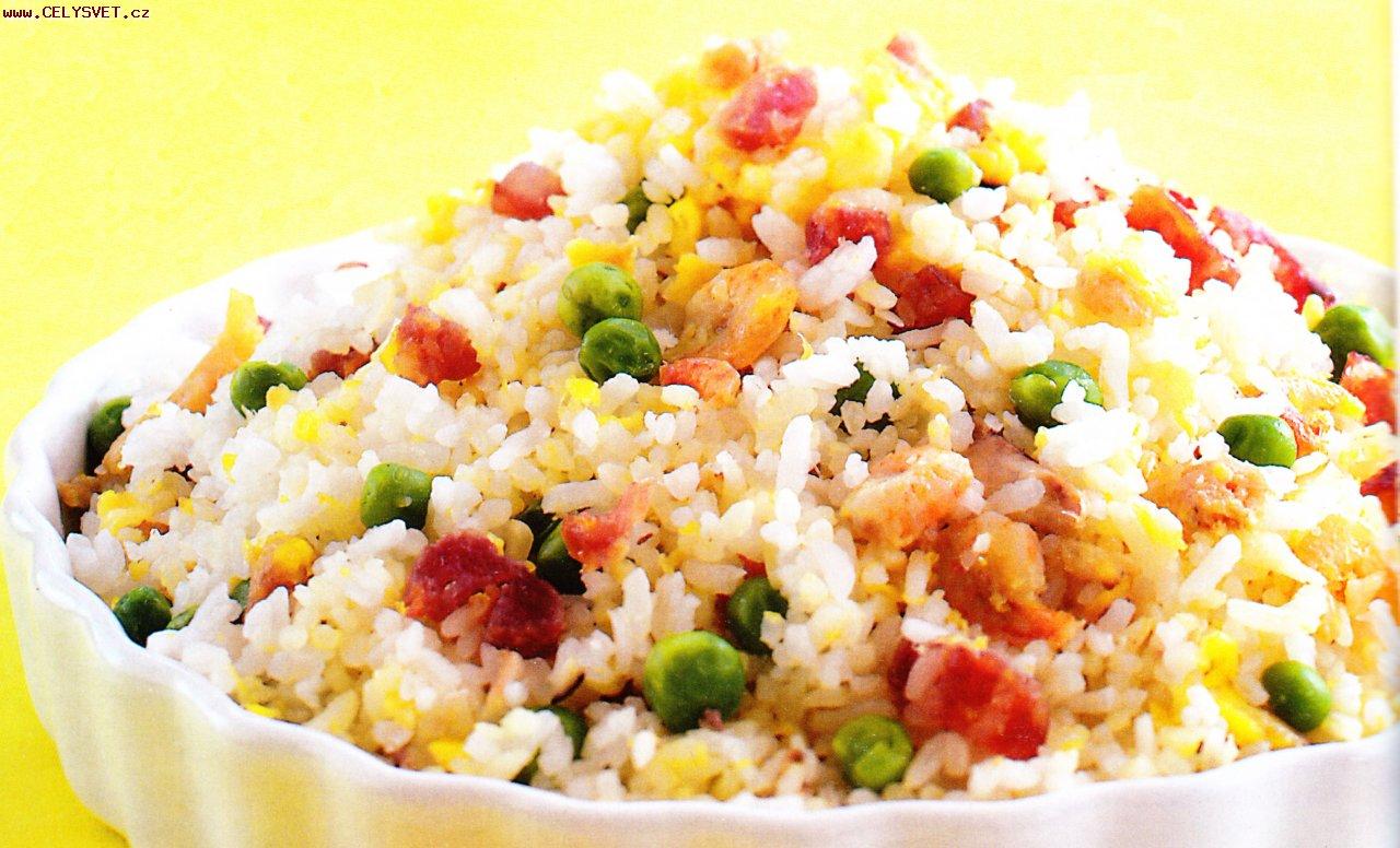 Рис на гарнир пошагово
