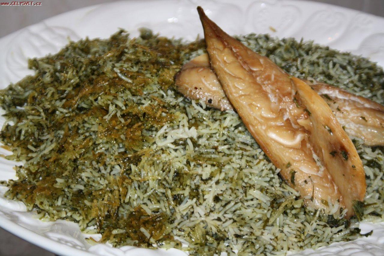 Рис и треска рецепт