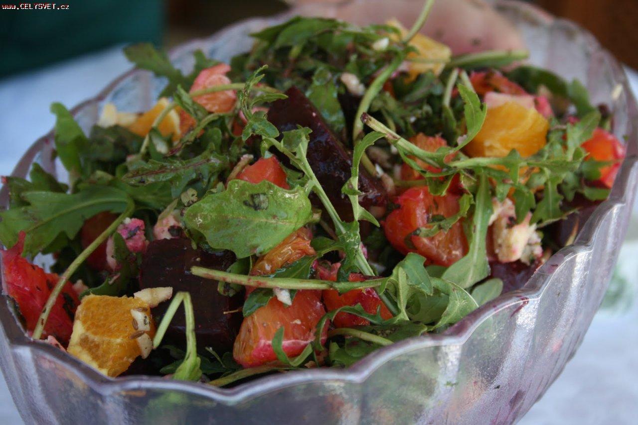 необычные салаты рецепты с фото