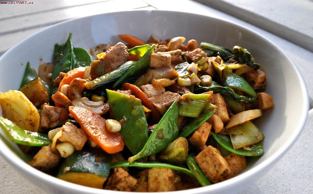 Жаркое из овощей рецепт