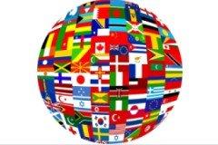 Тест по Флагам стран