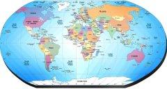 Тест: граничащие страны